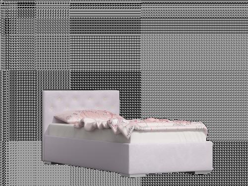 łóżko tapicerowane dla dzievi RUBI