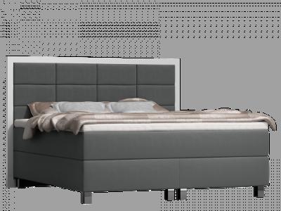 łóżko kontynentalne AVOLA bryła