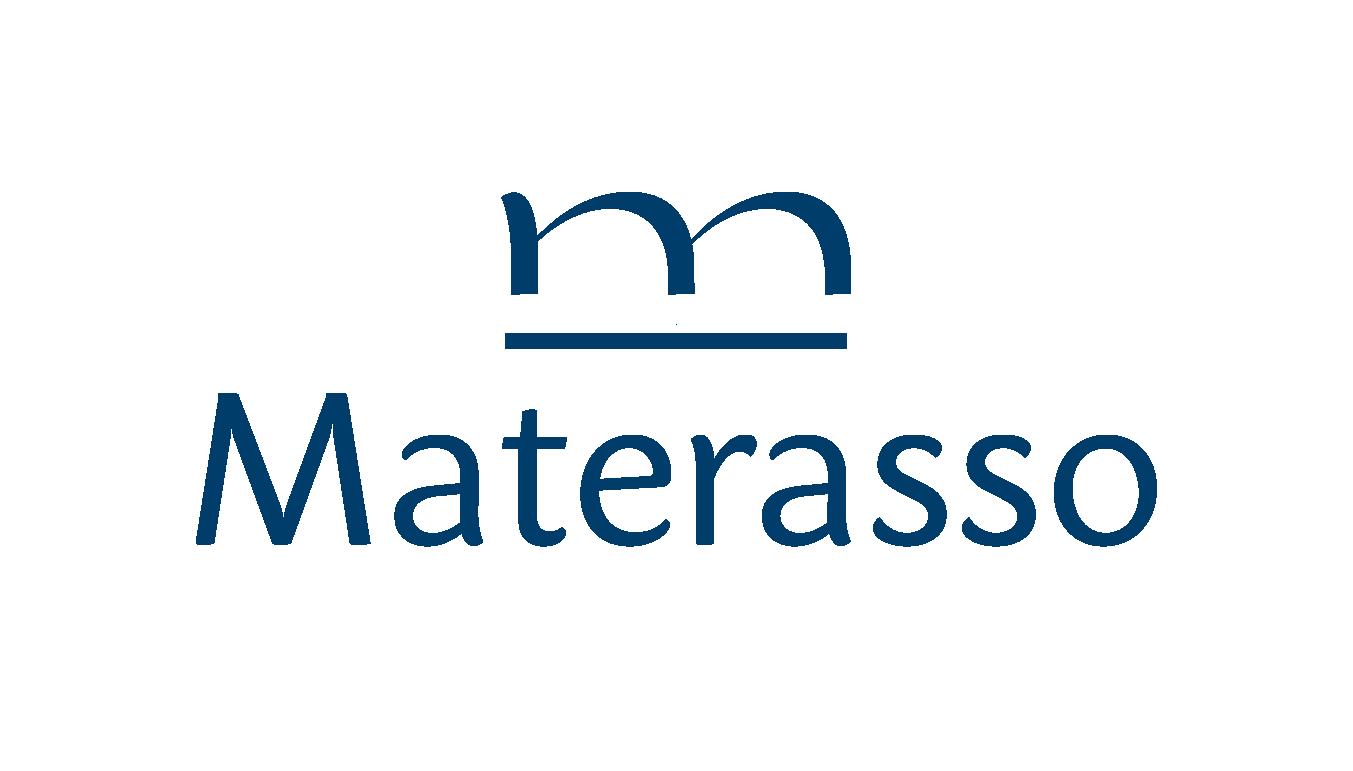 Materassso materace logo