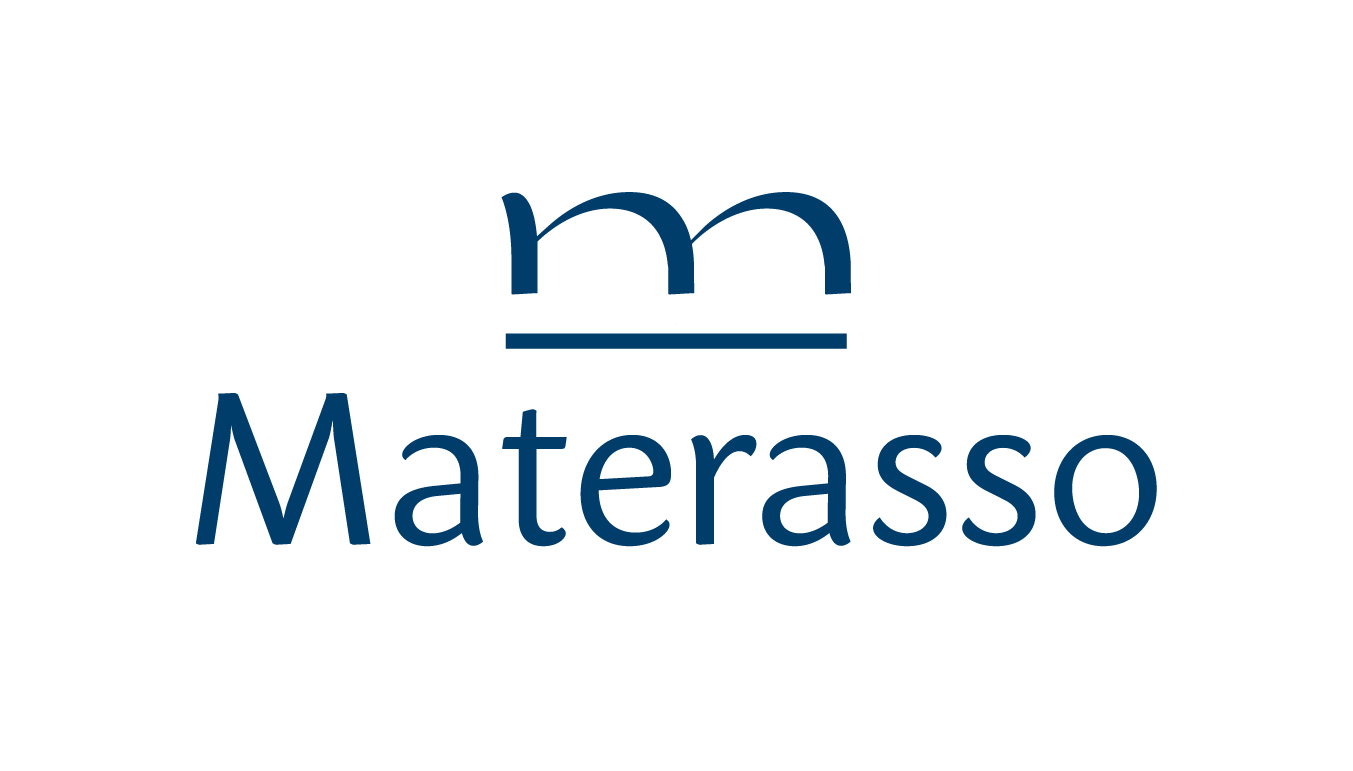 Materasso materace poducent logo
