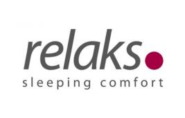 logo producenta materacy Relaks