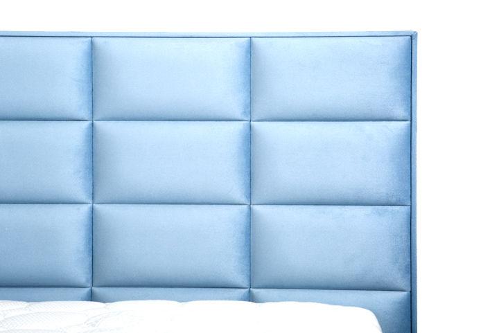wezgłowie łóżka tapicerowanego Cassino